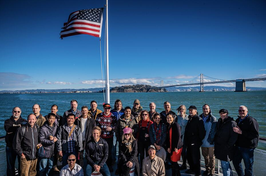 ActiveVideo Team - San Jose
