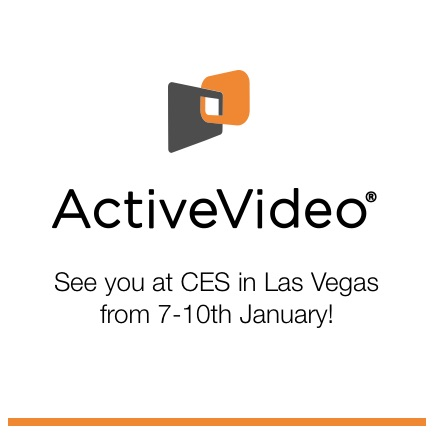EVENT: ActiveVideo at CES 2020!