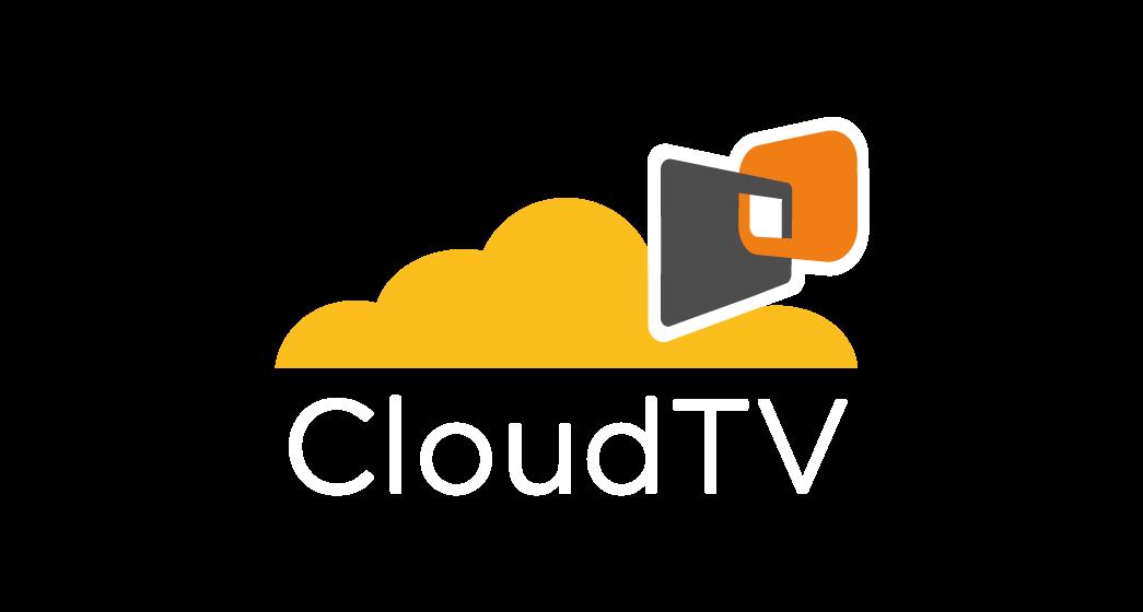 CloudTV on Grey