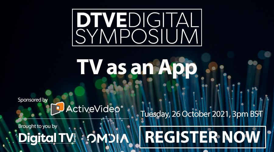 Register for the DTVE Digital Symposium