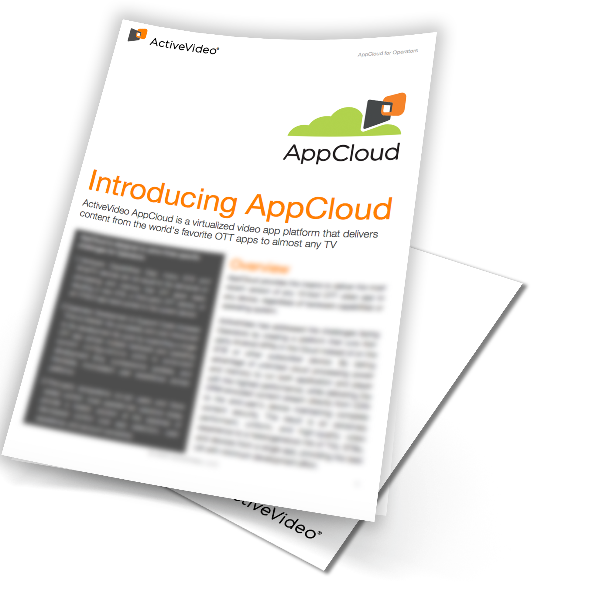 Introducing AppCloud