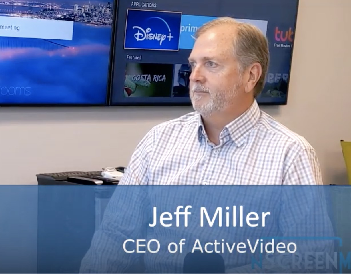 nScreenMedia talks OTT app management with Jeff Miller